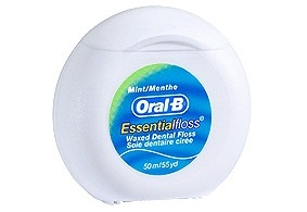Зубная нить 'Oral-B Essential Floss'